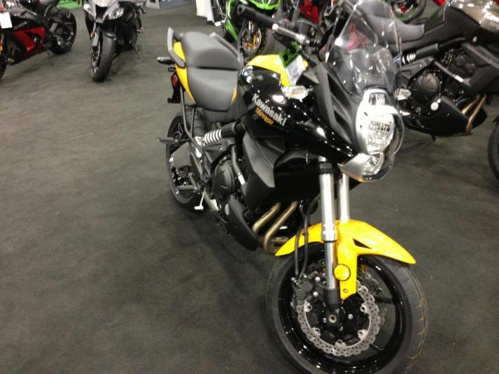 2012 Kawasaki Versys 650 Eatsleepride