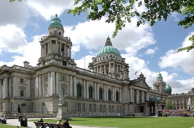 Belfast city hall, Ireland