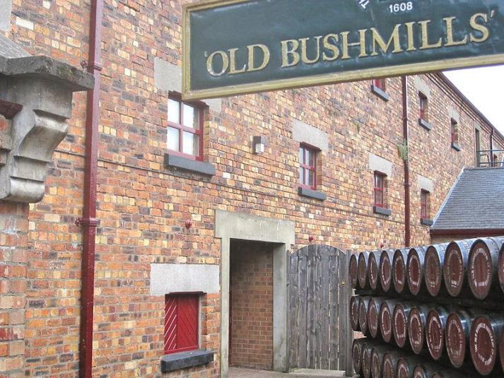 Old Bushmills Distillery, Ireland
