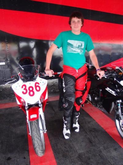 Ryan Roche, CBR250R CSBK
