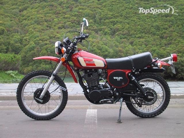 1976 Yamaha Xt 500 Eatsleepride
