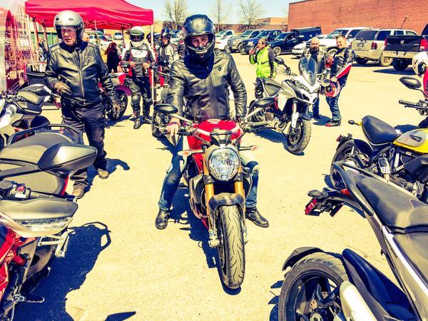 Ducati Monster 1200S 2016