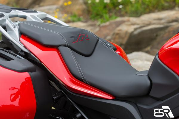 S1000xr Seat Height Adjustment