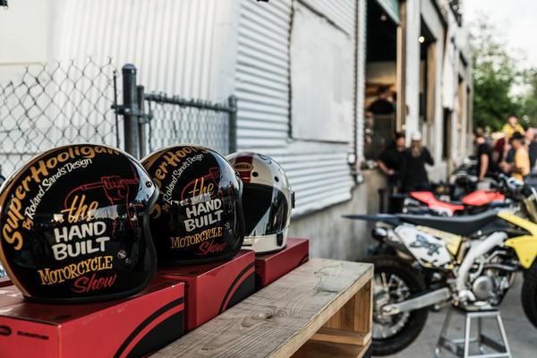 The Handbuilt Motorcycle Show 2016, Austin TX