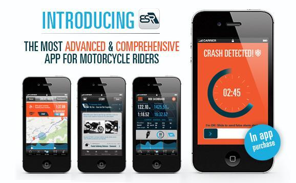 Introducing the EatSleepRIDE Motorcycles Mobile App