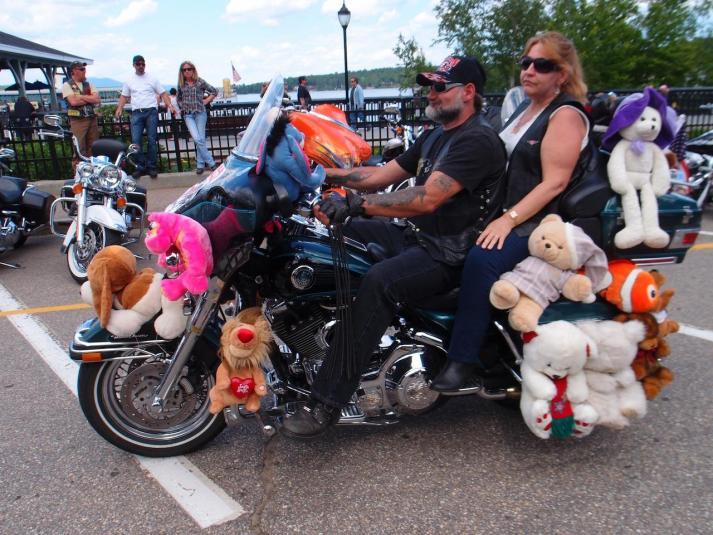 Laconia bike week weirs beach phrase