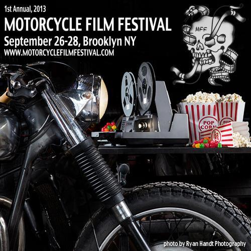 Motorcycle Film Fest Brooklyn '13
