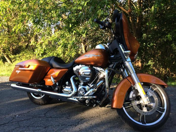 FLHX 2014 Street Glide - Reviewed in New York State