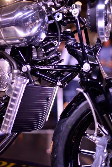 Brough Superior SS100 Prototype