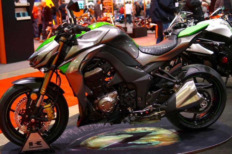 2014 Kawasaki Z1000 Abs Special Edition - EatSleepRIDE