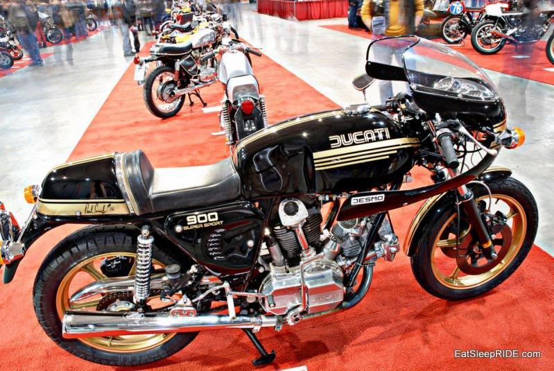 Ducati Desmo 900 Super Sport