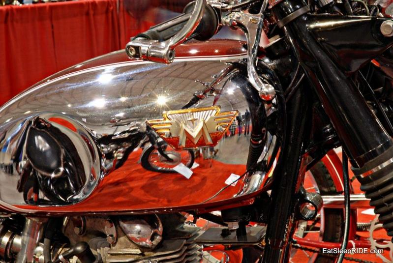 A rare Matchless, this one a G15 CSR from 1966