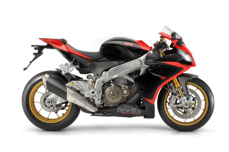 2013 Aprilia RSV4 R Factory ABS - right side view
