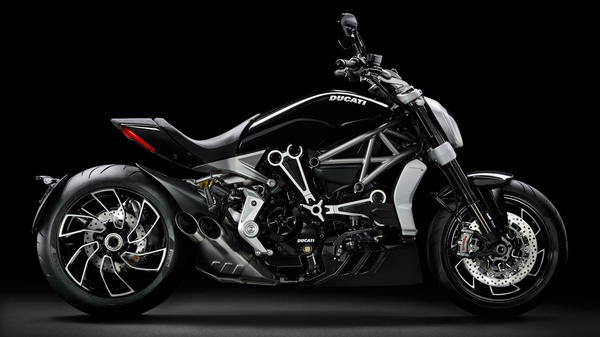 2016 Ducati Diavel Cruiser