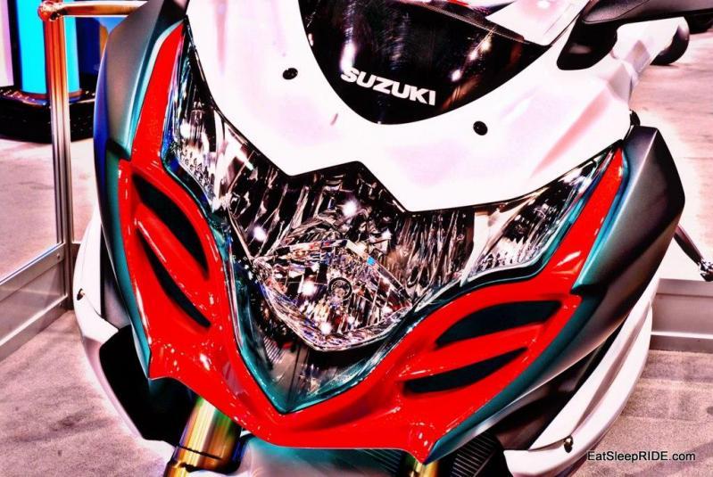 2013 Suzuki GSX-R 1000