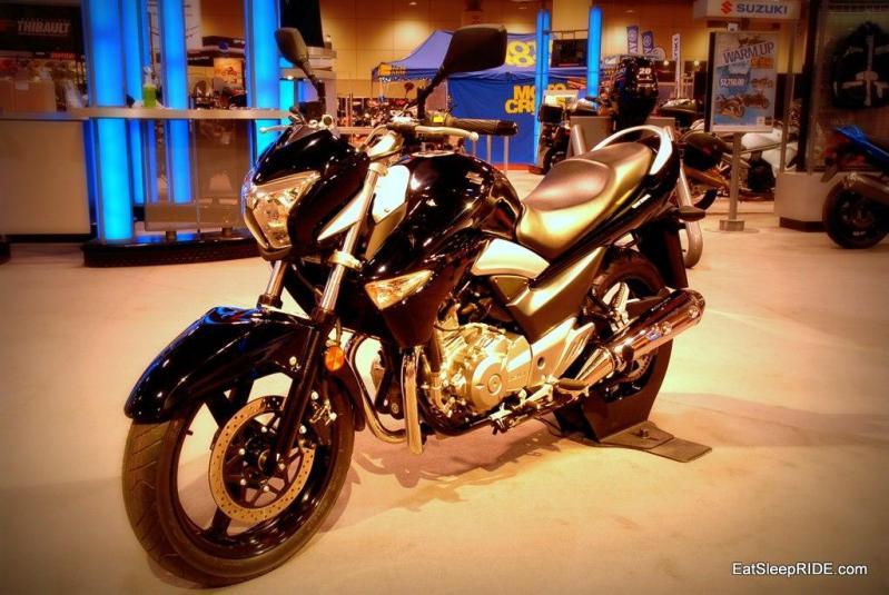 2012 Suzuki GSR250