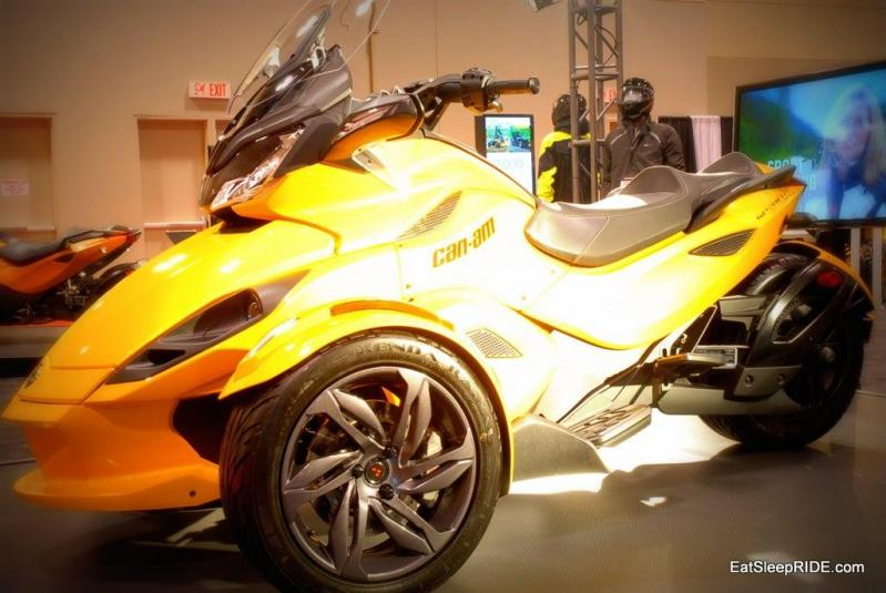 2013 Can-Am Spyder ST