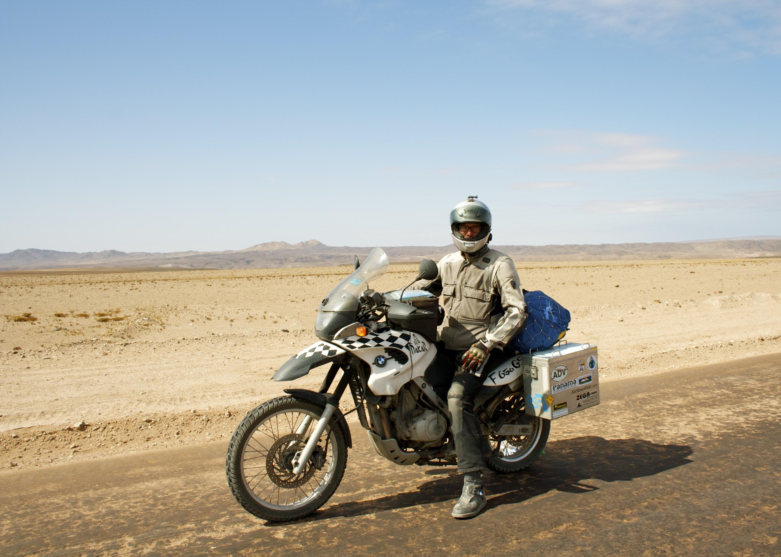 Choosing My Overland Travel Bike The 2000 Bmw F650gs Dakar