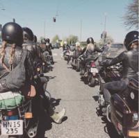International Female Ride Day – May 7th, 2016