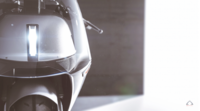 Luxury Car Designer Camel Creates Electric Supersport Motorcycle - BOLD