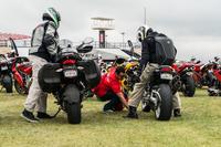 Ducatisti Homecoming - Ducati Island, Austin MotoGP 2016