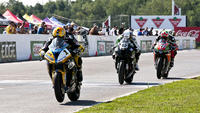 Dramatic racing to close out the 2016 Canadian Superbike Championship