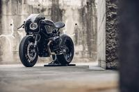 The BMW Rnine T 'Bavarian Fighter' by ROUGH CRAFTS, hand-made in Taiwan