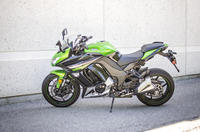 First Ride: The Ninja 1000 moves my soul