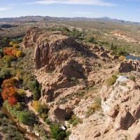 Phoenix Ride to the Top-of-The-World and Tonto Forest