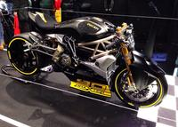draXster: Ducati Turns the XDiavel Cruiser Into A Drag-racer