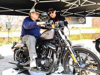 Harley Feeling Lucky with New Sportster Roadster