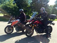Sutton to Magog to Staint-Malo to Coaticook