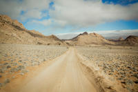 Exploring Namibia, Africa on BMW F800GSs with Laura & Louise