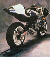 Rocket Scientist Builds the Tul-Aris with a 2-stroke 772cc Parallel Twin Engine